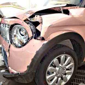 事故車 廃車